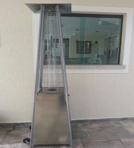 stainless steel Outdoor Gas Heater