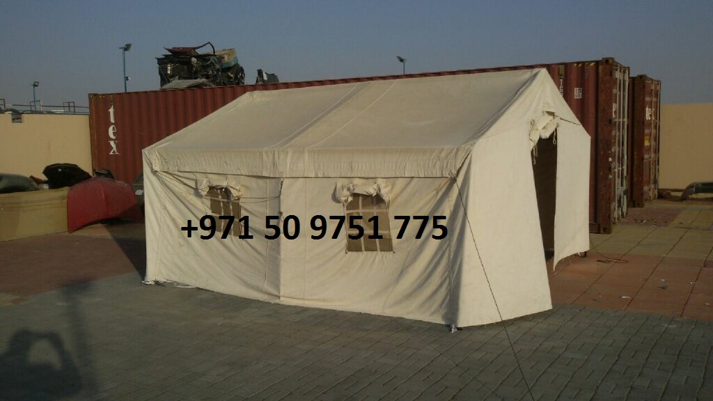 Military water proof tent in dubai