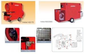 Helios-High Volume Indirect-Fired Heater