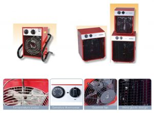 ROBO-Economic Electric Fan Heater