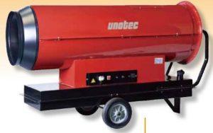 Tornado-Heavy Duty Direct-Fired Kerosene Heater