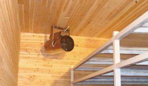 farm- Electric Fan Heater